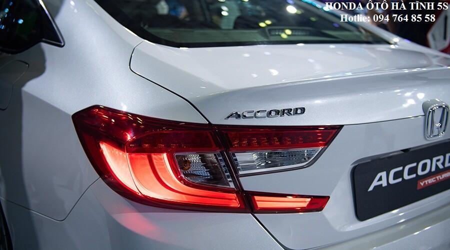 Honda Accord 1,5 lít turbo tăng áp nhập khẩu mới - Honda Ôtô Hà Tĩnh 5S - Hotline: 0947648558 - Hình 7