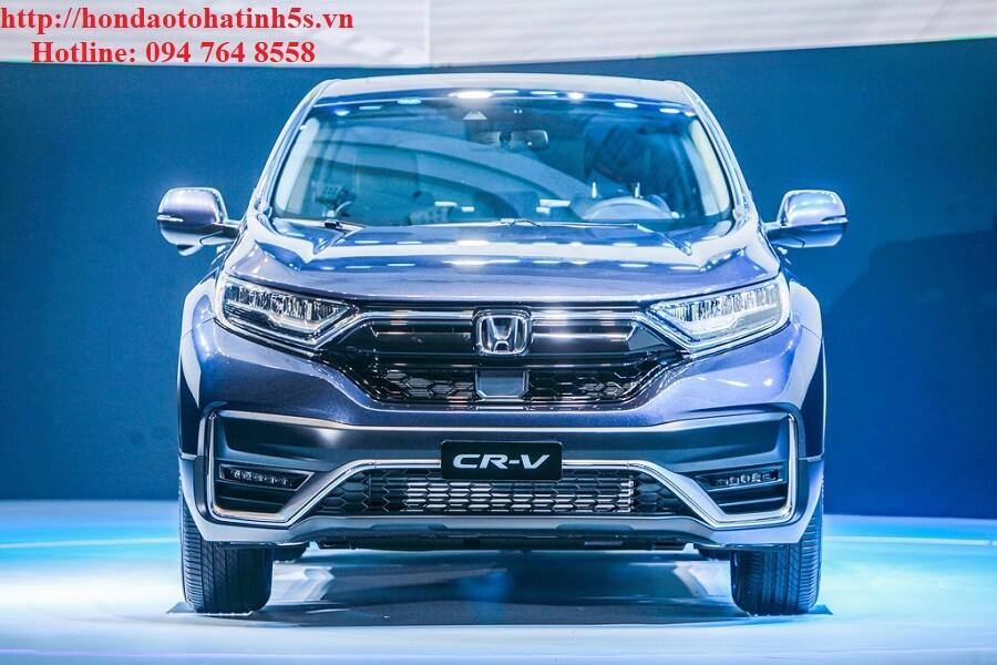 Honda CRV mới - Honda Ôtô Hà Tĩnh 5S - Hình 7