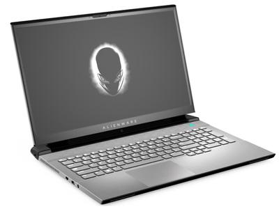 ALIENWARE M17 R3 - I7 10750H RX5500M 16GB SSD 256GB 17.3