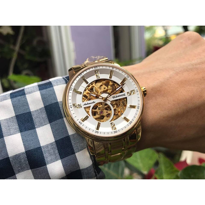 Đồng hồ nam sunrise 7001sa - mkt chính hãng