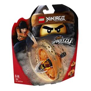 Đồ chơi mô hình LEGO NINJAGO - Cao Thủ Lốc Xoáy Cole - 70637
