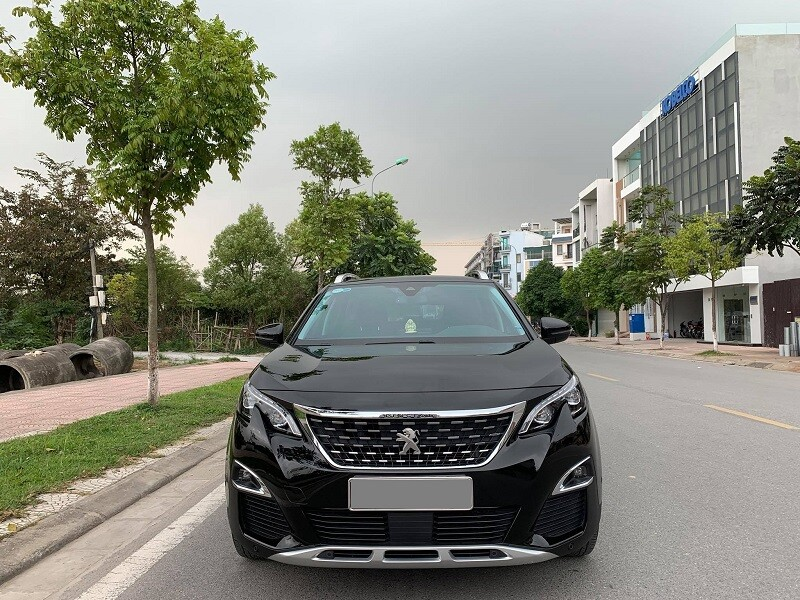 Peugeot 3008 All New 2021