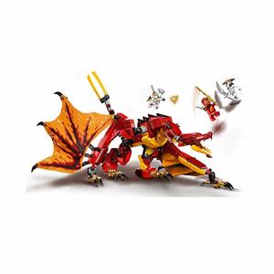 Đồ chơi mô hìnhLEGO NINJAGO - Rồng phun lửa của Kai - 71753