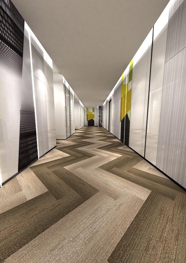 Hành lang khách sạn lótthảm trải sàn tại thanh hóarất đẳng cấp