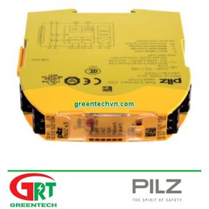 750103   Pilz 750103   PNOZ s3 24VDC 2 n/o Screw terminal 17.5 mm 145,00