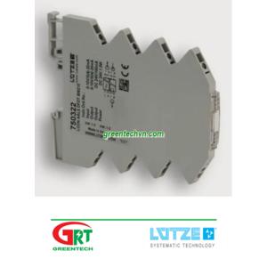 750320   DIN rail signal converter   Bộ chuyển đổi tín hiệu đường sắt DIN   Lutze Việt Nam