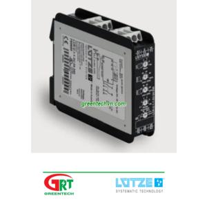 750600   Under-voltage monitoring relay   Rơ le giám sát điện áp dưới   Lutze Việt Nam