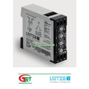 750630   Under-voltage monitoring relay   Rơ le giám sát điện áp dưới   Lutze Việt Nam