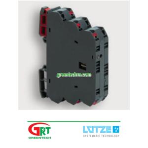 751512.0000   DIN rail signal converter   Bộ chuyển đổi tín hiệu đường sắt DIN   Lutze Việt Nam