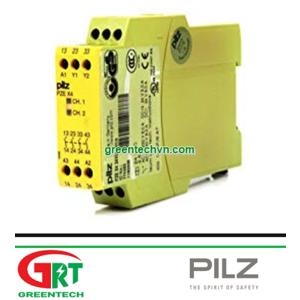 774585   Pilz 774585   Safety Relay PZE X4 24VDC 4n/o 774585   Pilz Vietnam