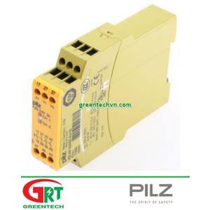 774618 PNOZ XV3.1 300/24-240VACDC 3no 1nc 2no t Screw terminal 90.0 mm 313,90