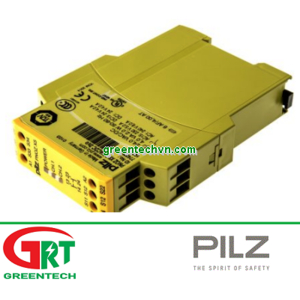 774739 PNOZ X4 240VAC 3n/o 1n/c Screw terminal 45.0 mm 188,70