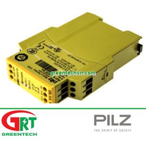 775830 PNOZ 2 110VAC 3n/o 1n/c Screw terminal 90.0 mm 278,30   Pilz Vietnam