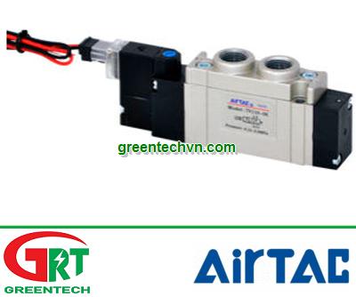 Airtac 7V | 7V | Van điều khiển lưu lượng 7V | Pneumatic Flow-control valve 7V || Airtac Việt Nam