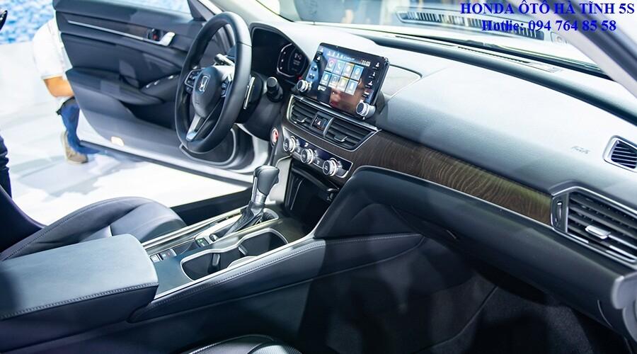 Honda Accord 1,5 lít turbo tăng áp nhập khẩu mới - Honda Ôtô Hà Tĩnh 5S - Hotline: 0947648558 - Hình 8