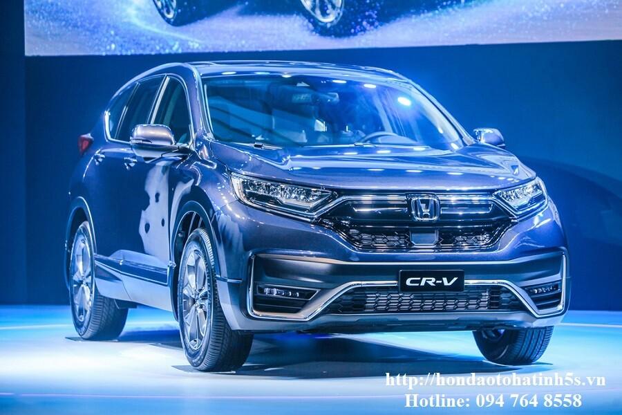 Honda CRV mới - Honda Ôtô Hà Tĩnh 5S - Hình 8