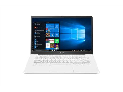Laptop LG gram 14ZD90N-V.AX53A5 Trắng (Cpu i5 - 1035G7, Ram 8GD4 , 256 G SSD M.2, 14 inch FHD