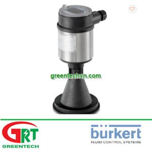 8136 | Burkert 8136 | Cảm biến mức kiểu rada Burkert 8136 | Burkert Việt Nam