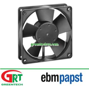 8212JN | EBMPapst 8212JN | Quạt tản nhiệt | Bộ giải nhiệt gió | 8212JN | EBMPapst Vietnam