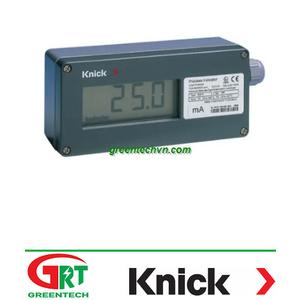 830 R | Chỉ báo quá trình 830 R | Knick VietNam