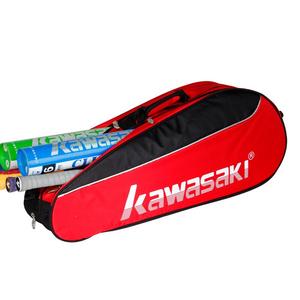 Bao vợt Kawasaki 8308 đỏ pha đen, hàng chính hãng