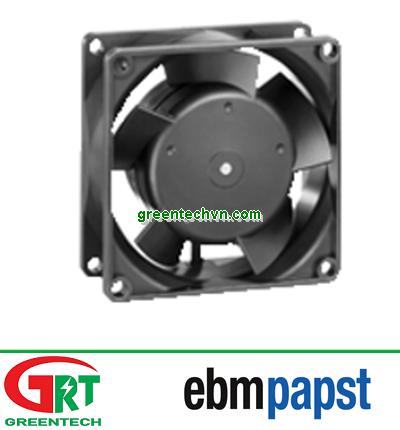 8318 | 8318 H | 8318 HL | EBMPapst | | Quạt tản nhiệt | DC Axial compact fan | EBMPapst vietnam