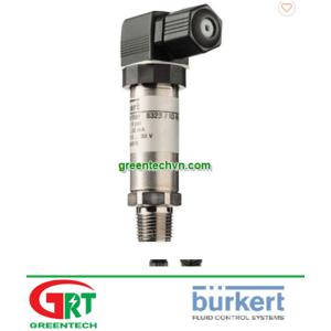 8323 | Burkert 8323 | Cảm biến áp suất Burkert 8323 | Burkert Việt Nam