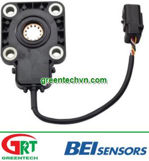 Angular position sensor / non-contact / Hall effect / analog ø 82 mm, 12 x 13 bit   8360