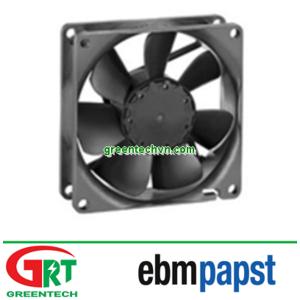 8414 NGML   8414 NGM   EBMPapst     Quạt tản nhiệt   DC Axial compact fan   EBMPapst vietnam