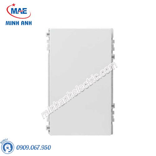 Nút che trơn size L màu trắng-Series Zencelo A - Model 8430LP_WE_G19