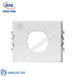 Phím che cho dimmer quạt size M màu trắng-Series Zencelo A - Model 8430MFRP_WE