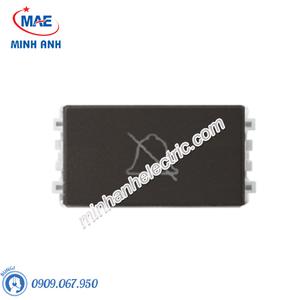 Đèn hiển thị KHÔNG LÀM PHIỀN màu đồng-Series Zencelo A - Model 8430SDND_BZ_G19