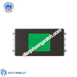 Đèn báo xanh màu đồng - Model 8430SNGN_BZ_G19