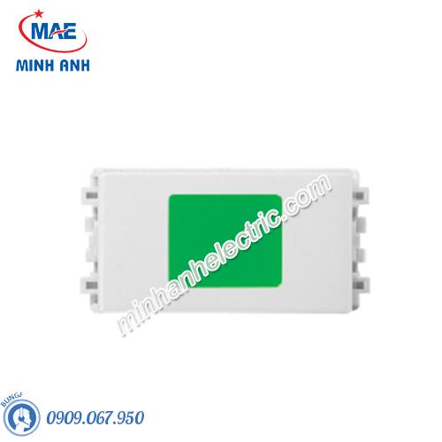 Đèn báo xanh màu trắng-Series Zencelo A - Model 8430SNGN_WE_G19