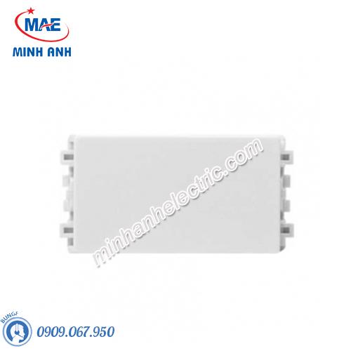 Nút che trơn size S màu trắng-Series Zencelo A - Model 8430SP_WE_G19