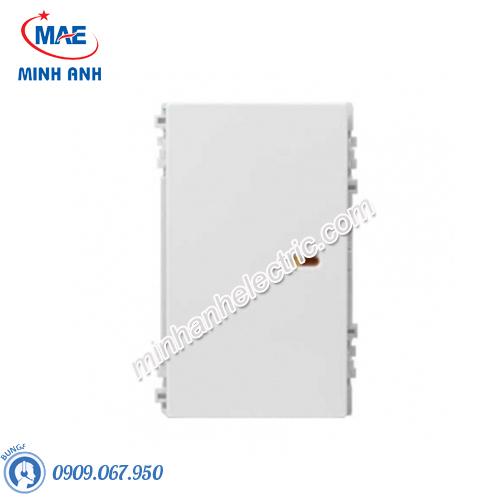 Công tắc 2 chiều size L màu trắng-Series Zencelo A - Model 8431L_2_WE_G19