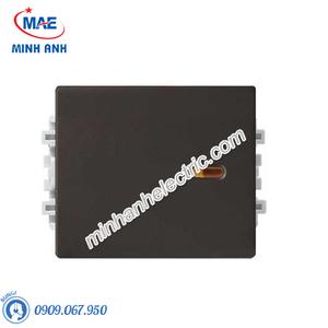 Công tắc trung gian size M màu đồng-Series Zencelo A - Model 8431M_3_BZ_G19