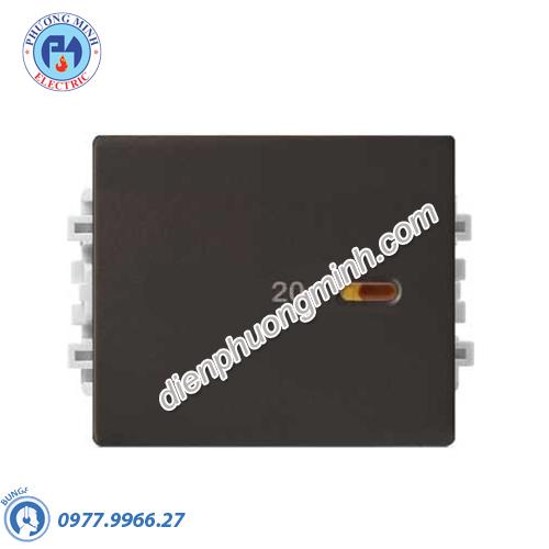 Công tắc 2 cực size M màu đồng - Model 8431MD20_BZ_G19