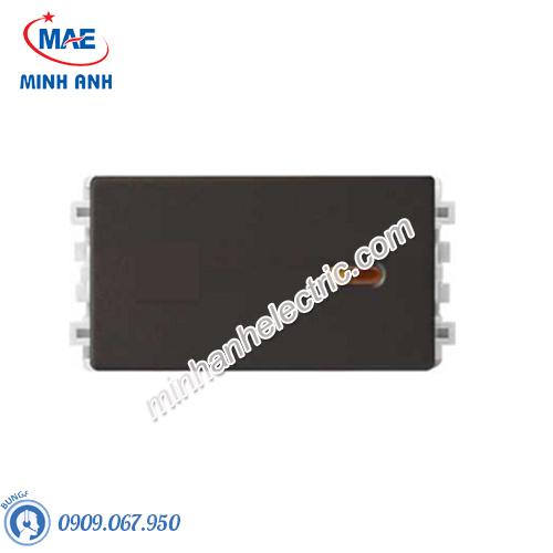 Công tắc 1 chiều size S màu đồng-Series Zencelo A - Model 8431S_1_BZ_G19