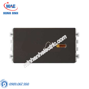 Nút nhấn chuông size S màu đồng-Series Zencelo A - Model 8431SBP_BZ_G19