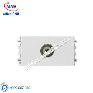Ổ TV size S màu trắng-Series Zencelo A - Model 8431STV_WE_G19