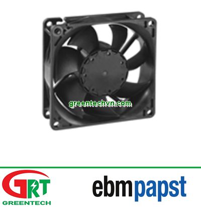 8452 GN | 8452 GM | 8452 GL | EBMPapst | | Quạt tản nhiệt | DC Axial compact fan | EBMPapst vietnam