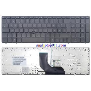 Bàn Phím Laptop HP EliteBook 8560P, 8570P