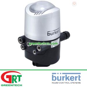 8681 | Burkert 8681 | Bộ chỉ báo vị trí van Burkert 8681| Burkert Việt Nam