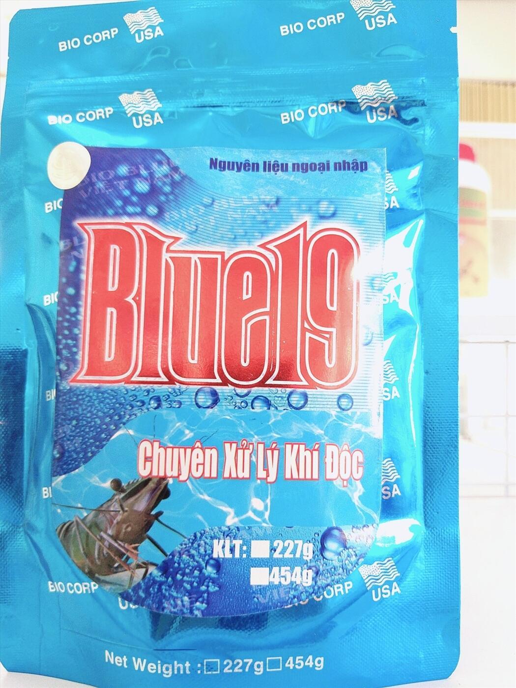Blue I9
