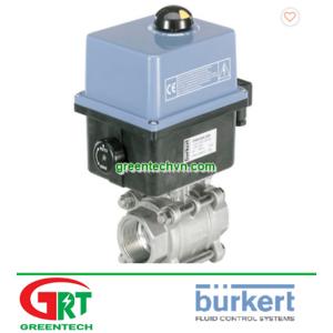 8804 | Burkert 2050 | Van bi điều khiển bằng khí nén Burkert 8804 | Burkert Việt Nam