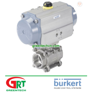 8805 | Burkert 8805 | Van bi điều khiển bằng khí nén Burkert 8805 | Burkert Việt Nam