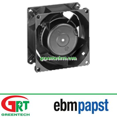 8880 A | EBMPapst | Quạt tản nhiệt | AC Axial compact fan | 8880 A | EBMPapst vietnam