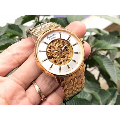 Đồng hồ nam alexandre christie 8a185a - mgpcr chính hãng