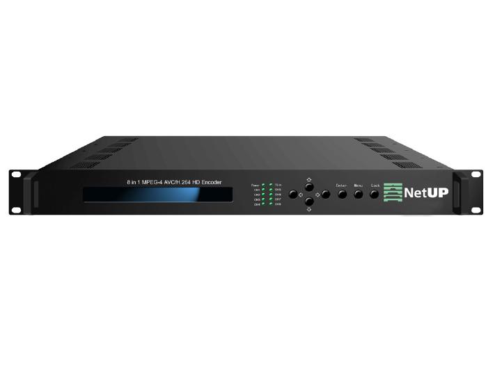 ENCODER HD 8X NETUP